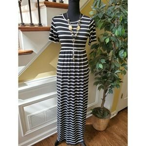 Bellamie Maxi Dress Size Small